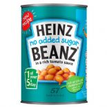 Heinz Baked Beans in Tomato Sauce, No Added Sugar 415g